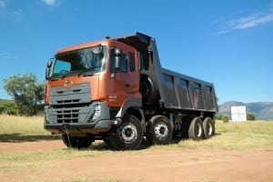 UD Quester HCV truck sales