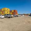Bloemfontein Container park