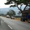 Truck hijackings
