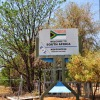 Kopfontein border post