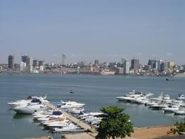 Angola port