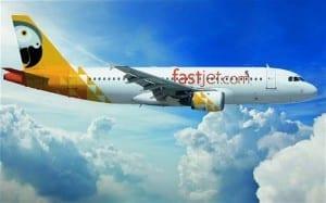 fastjet takes to the skies
