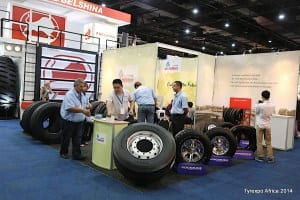 Tyrexpo Africa Transport World Africa