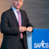 Transnet chief customer officer Mike Fanucchi at the 2018 SAPICS Conference